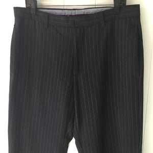 GAP Men's pinstriped pants